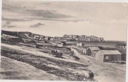 Espagne,spain,espana,MELI LLA EN 1900, MAGHREB,ville Autonome Espagnole,attelage,atteli Er De Réparation De Roue - Melilla