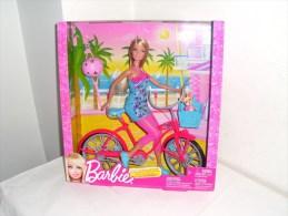 PLAYSET  BARBIE E La Sua Bicicletta Glam - Barbie