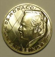 Monaco MÉDAILLE ARGENT / SILVER - RAINIER III - 25 ANS DE RÈGNE - 1949 - 1974 # 1 - Monaco
