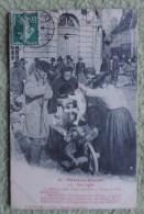 Cpa Dpt 21 - N°163 - Foire En Morvan - 13 - Les Lapins  - 1910 - Non Classificati