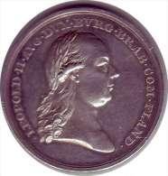 Léopold II PAYS-BAS MERIDIONAUX Inauguration 1791 - Unclassified