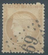 Lot N°27094    N°59, Oblit GC - 1871-1875 Ceres