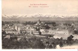 Tarbes (Hautes Pyrénées)-+/-1920-Vue Générale-Edit. Phototypie Labouche Frères-Toulouse - Tarbes
