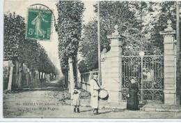 93, Seine Saint Denis, NEUILLY PLAISANCE, Avenue De La Prairie,  Animations, Scan Recto-Verso - Neuilly Plaisance