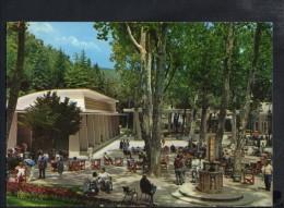 J202 Chianciano Terme ( Siena, toscana, italie ) stabilimento aquasanta, parco animata - spa, thermae, therme