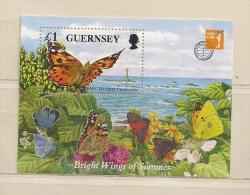 GUERNESEY  ( D16 - 3681 )  1997  N° YVERT ET TELLIER BLOC  N° 36   N** - Guernesey