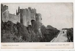 ROYAUME-UNI . CONSTABLE´S TOWER, DOVER CASTLE - Réf. N°3250 - - Dover