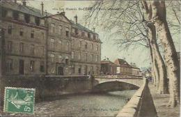 CPA De SAINT CERE - L'Ecole Supérieure. - Frankreich