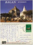 Myanmar - Bagan - That Byin Nyu - Used 2000 - Nice Stamp - Myanmar (Burma)