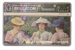 Belgium BELGIQUE TELECARTE  musee communal- used phonecard ( Lot - 615)