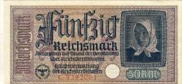 50 Mark - [ 5] 1945-1949 : Occupazione Degli Alleati