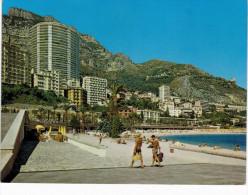 Monaco Monte Carlo Les Nouvelles Plages Du Larvotto - Monte-Carlo
