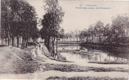TERMONDE - Promenade Autour Des Remparts - Dendermonde