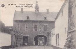 Diest - Poort Van Het Begijnhof - Diest