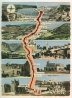 Algérie La Route Du Pétrole Philippeville-Ouargla N°1522   BE - Other