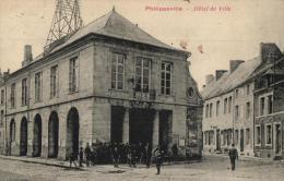 BELGIQUE - NAMUR - PHILIPPEVILLE - Hôtel De Ville. - Philippeville
