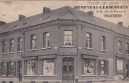 Frameries - Tissus En Gros - Rompteau - Lermusiaux - Frameries