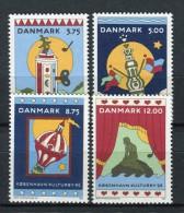 Danmark 1996. Yvert 1119-22 ** MNH. - Danemark