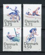Danmark 1996. Yvert 1123-26 ** MNH. - Nuovi