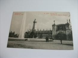 ESPOSIZIONE DI MILANO 1906 MARINA INGG. BIANCHI MAGNANI E RONDONI - Esposizioni