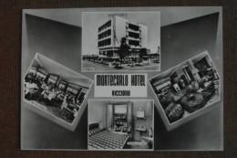 RICCIONE -HOTEL MONTECARLO -VEDUTE - Rimini