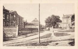 MOMALLE - Place De L´Eglise - Remicourt