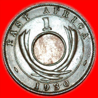 ★HOLE★EAST AFRICA ★1 CENT 1930! LOW START★NO RESERVE! GEORGE V (1911-1936) - Colonia Britannica