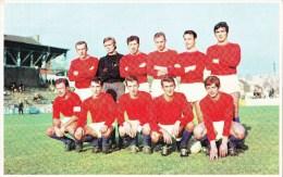 TILLEUR FC-Demarteau-Nys-Modolo-Sulon-Weisgerber-Collin-Pradella-Corbaye-Bex-Schmitz-Gruimberieux - Saint-Nicolas