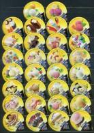 30 KRD Schweiz - Ice Cream - 1451 A  - Gastro