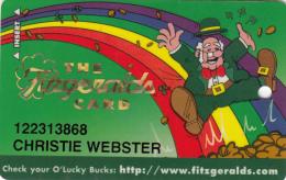 Fitzgeralds Hotel Casino - The Card - Reno - Nevada - USA