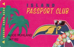 Casino Treasure Island - Passport Club - Red Wing - Minnesota - USA