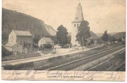 AYWAILLE (4920) L église De Dieupart - Aywaille