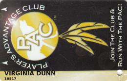 Colville Tribal Casino - Player's Advantage Club - WA -USA