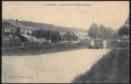 Le Chesne 14e Ecluse De La Vallée De Montgon - 1914 - Le Chesne