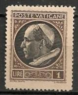 Timbres - Vatican - 1945 - 1 L. - - Neufs