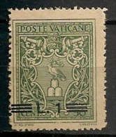 Timbres - Vatican - 1946 - 1 L. - - Vatican