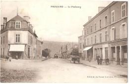 Dépt 54 - FROUARD - Le Faubourg - Frouard