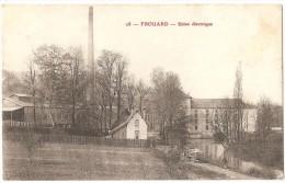 Dépt 54 - FROUARD - Usine Électrique - Frouard