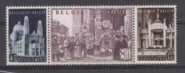 Nr 876A/878A **, Cote = 180 € (X10989) - Belgique