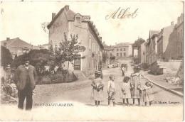Dépt 54 - MONT-SAINT-MARTIN - Mont Saint Martin
