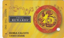 Harrah's Casino - Total Rewards - Multiple Locations - 2 scans - USA