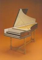FRANCE : VON NAGEL - PARIS – 14, Rue Raymonde Salez, 93260 LES LILAS : ## Clavecin Flamand à Deux Claviers ## - Musique