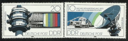 Germany DDR 1980 Television MNH