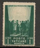 Timbres - Vatican - 1942 - 1 L. - - Neufs