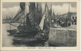 Honfleur (14) - Bateaux Voiliers - Animé - Honfleur