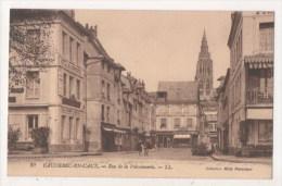 CAUDEBEC EN CAUX - Rue De La Poissonnerie - Caudebec-en-Caux