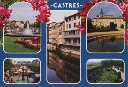 Castres Multivues : éd Apa-poux - Castres
