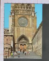 PORTADA DE SARMENTAL - CATEDRAL - BURGOS - 2 Scans (Nº08846) - Burgos