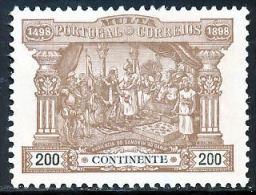 !■■■■■ds■■ Portugal Postage Due 1898 AF#6(*) Vasco Da Gama 200 Réis OUTLET  (u0005) - Postage Due
