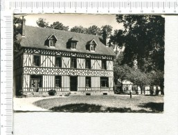 L523  -  SASSETOT LE  MAUCONDUIT   -   Le Manoir De  Criquemonville  -  Colonie  Sainte Elisabeth - France